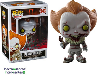 Pennywise With Severed Arm Funko Pop It Película Amazon Exc