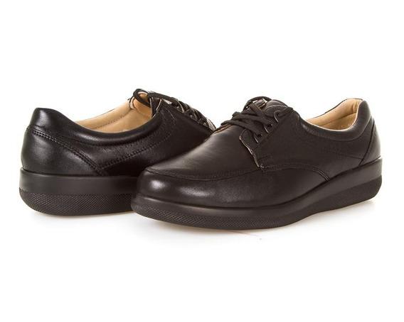 Zapatos Flexi Negros Pr-8092692