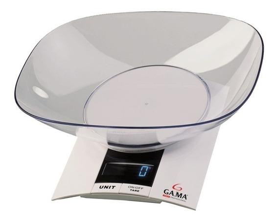 Balanza De Cocina Digital Gama Sck500 Con Bowl Hasta 3kg