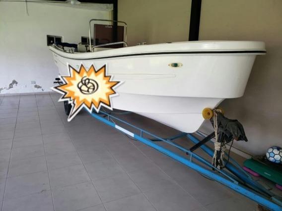 Lancha Traker Tiburon Xxi