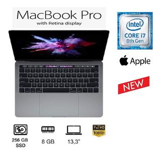 Apple Macbook Pro I7 2020 13,3ips Retina Touchbar,8gb,256gb