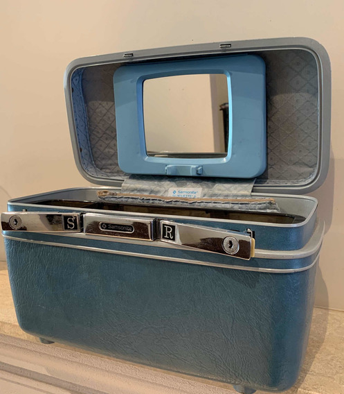 Neceser Samsonite Beauty Case Vintage