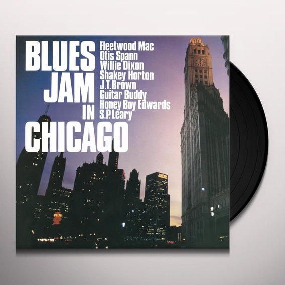 Lp Fleetwood Mac - Blues Jam In Chicago Vol. 1 E 2 (2 Lps)