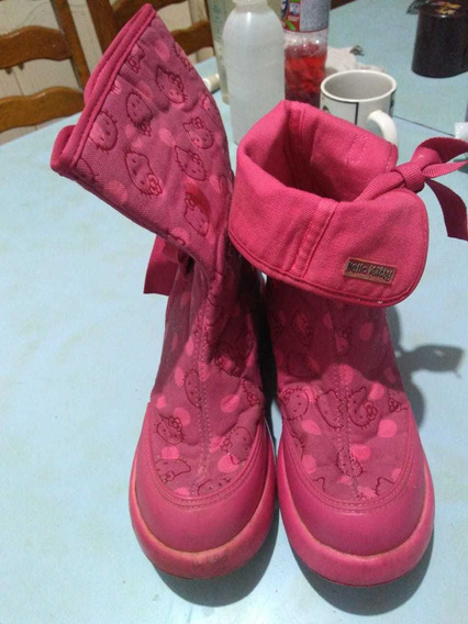 Bota Hello Kitty