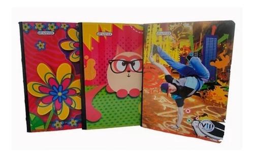 Libretas Cuadernos Escolares Una Linea Niño Niña