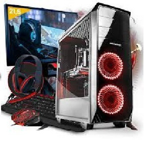 2 Kits Pc Gamer Para Revendas