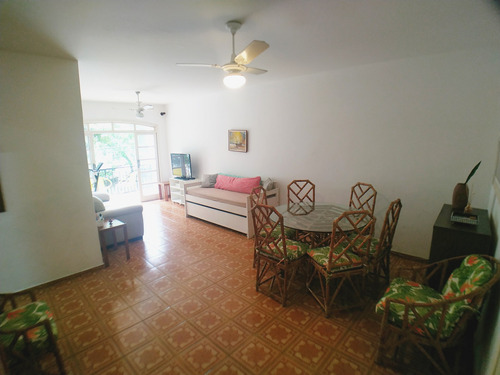 Apartamento Á Venda - R$390 Mil - 2 Dormitórios - Vaga - Sacada Grande - Praia Das Pitangueiras - Guarujá-sp - - Ap04901 - 34841152