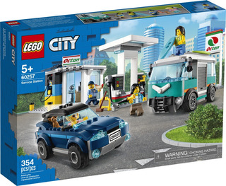Lego® City - Gasolinera (60257)