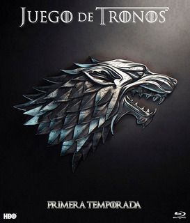 Blu-ray Game Of Thrones Las 8 Temporadas / Serie Completa
