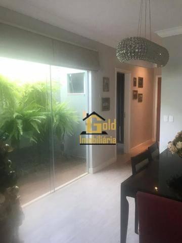 Casa Com 3 Dormitórios 1 Suíte Para Venda, 103 M² Por R$ 604.200,00/- Recreio Das Acácias - Ribeirão Preto/sp - Ca0639
