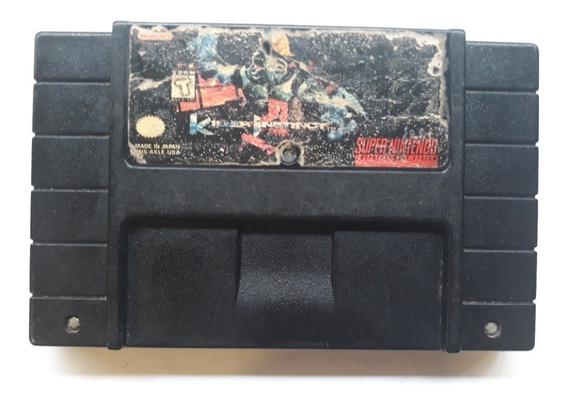 Fita Super Nintendo Killer Instinct Original