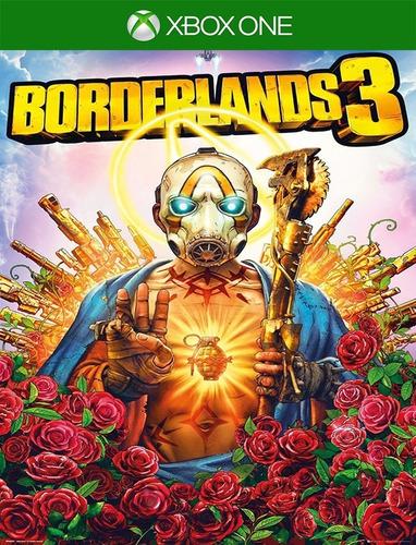Borderlands 3 Xbox One - 25 Dígitos (envio Flash)