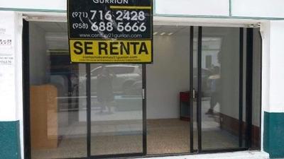 Local Comercial En Excelente Ubicación En El Centro De La Ciudad