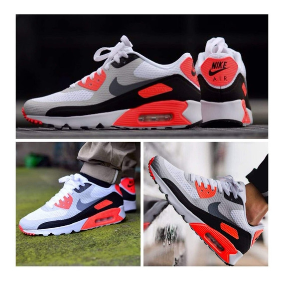 Air Max 90 Infrared Tenis Nike para Hombre en Mercado