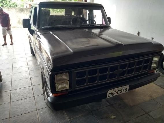 Ford F-100 Duplada Motor Mwm An0 1980
