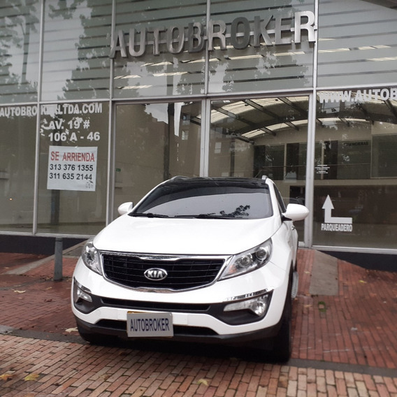 Kia New Sportage Revolution 2.0lx 2016