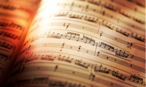 Produção De Partituras Músicas