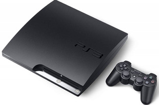 Playstation 3 Slim Sony 160gb Joystick Canje Playstation 2