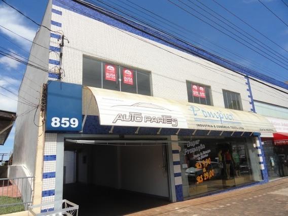 Sala Comercial Para Alugar - 00902.001