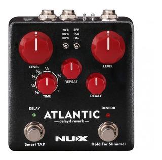 Pedal De Efecto Nux Ndr-5 Atlantic Reverb Delay - Oddity