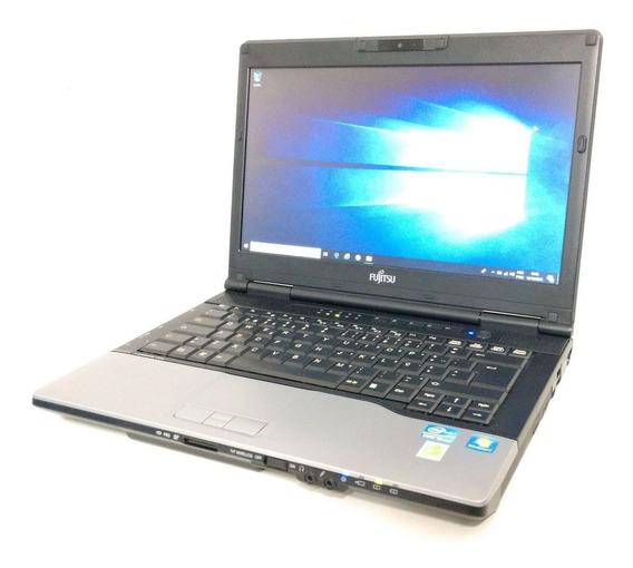 Notebook Fujitsu Lifebook S752 Intel I5 4gb 120 Ssd Grade B