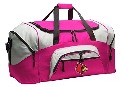 Bolso Large University Of Louisville Duffel Bag Ladies Louis