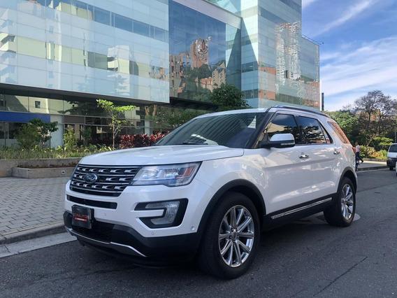 Ford Explorer Limit