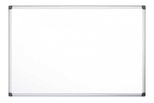 Imagen 1 de 5 de Pizarra 100x150 Cm Pizarron Blanco - Pizarra De Aluminio