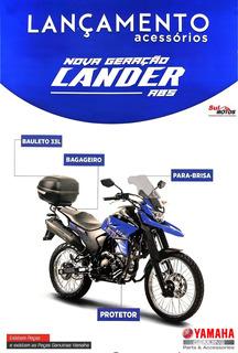 Kit Touring Para Nova Lander 250 Abs 2019 2020 Original L
