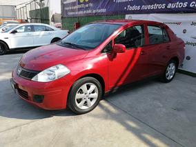 Nissan Tiida 1.8 Advance Sedan Mt