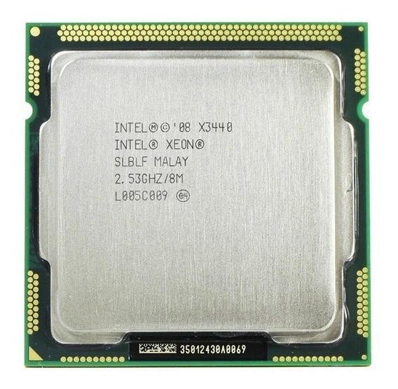 Processador Intel Xeon X3450 1156