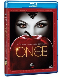 Blu-ray - Once Upon A Time: A Terceira Temporada Completa
