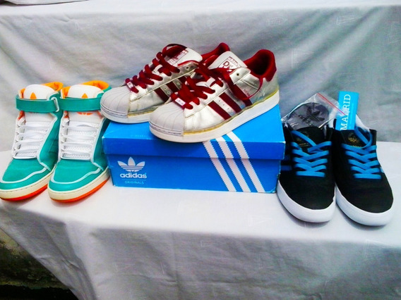 Zapatos adidas Originals Superstar, Mark Gonzalez Y Ar 3.0