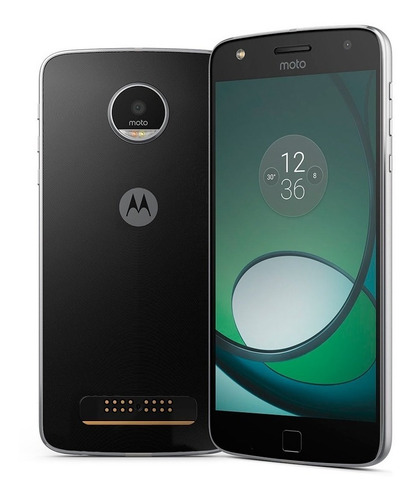Imagen 1 de 8 de Celular Motorola Moto Z Play Xt1635 32gb 3gb Ram 16mp Cuotas