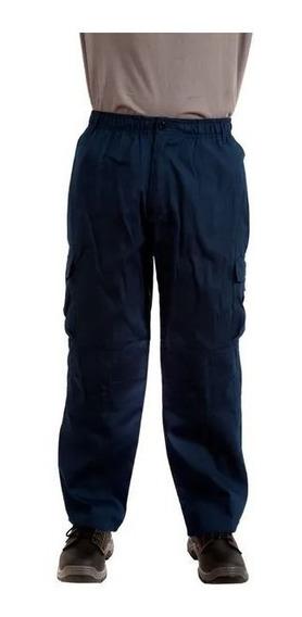 Pantalón Alaska Poplin Azul / Teckup