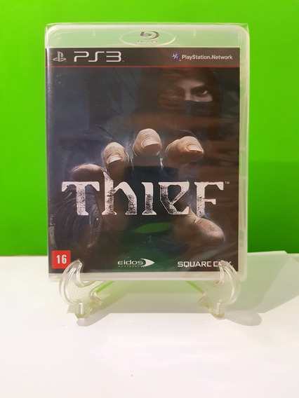 Thief - Ps3 Mídia Física Lacrado