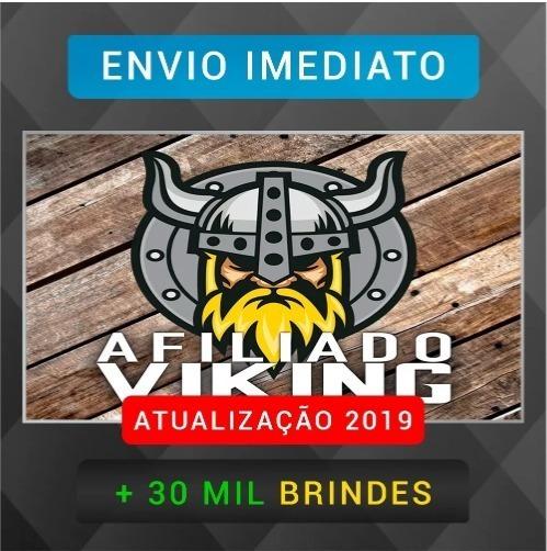 Afiliado Viking - Acesso Vitalício [promoção Relâmpago]