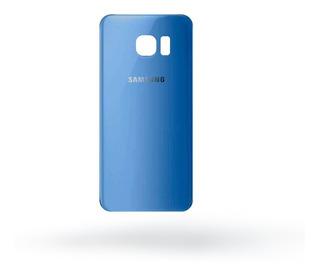 Tapa Trasera Samsung Galaxy S7 Edge Adhesivo G935 De Cristal