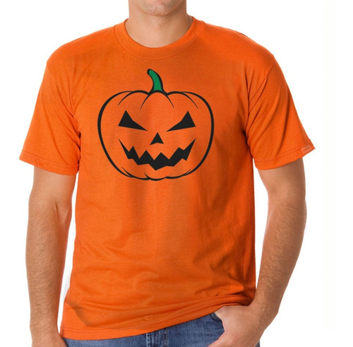 Camisetas Abobora Halloween 1620