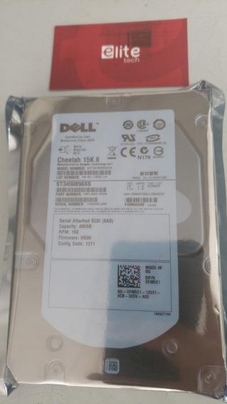 Hd Dell 450gb Sas 15k.6 St3450856ss Pn 9cl066-050 0fm501 Nf