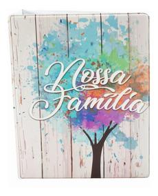 Álbum Fotográfico Nossa Família P/ 500 Fotos 10x15 755452
