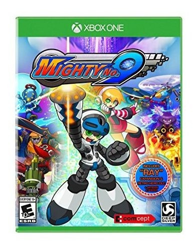 Mighty No 9 Xbox One