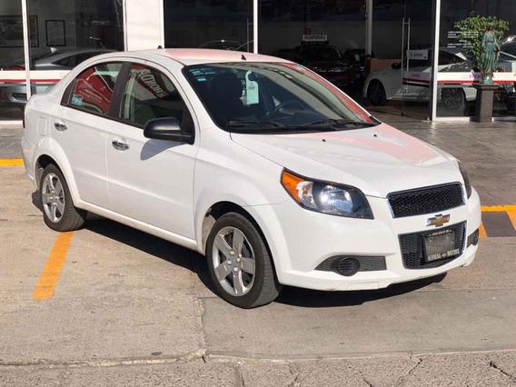 Chevrolet Aveo 2017 4 Pts. Lt W Mt