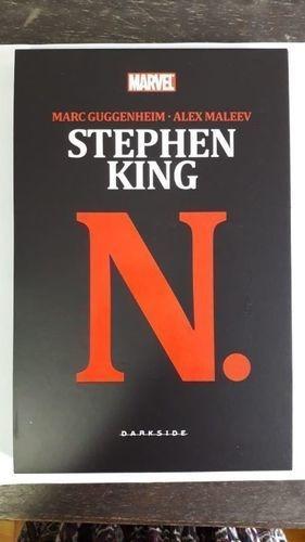 N. Stephen King E Marc Guggenheim