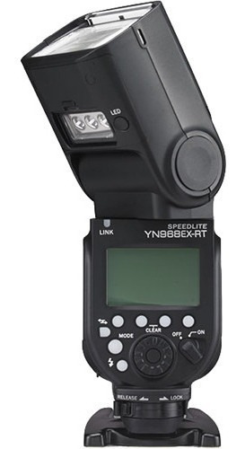 Flash Yongnuo Yn 968ex Rt C/ Led Auxiliar Para Canon