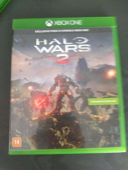Jogo Halo Wars 2 Xbox One Mídia Física