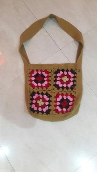 Morral Al Crochet Marca 47