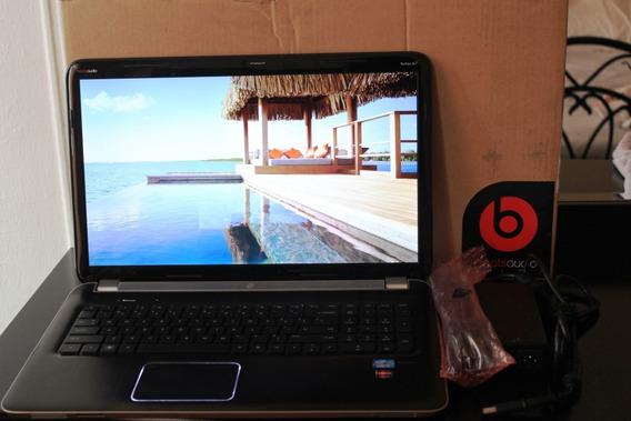 Notebook Hp Pavilion Led 17,3 Core I7 8gb De Ram 1tb De Hd C/nota, Caixa Estado De Novo