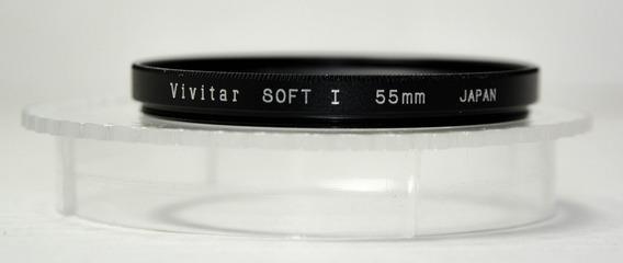 Filtro Vivvitar Soft 1 55mm