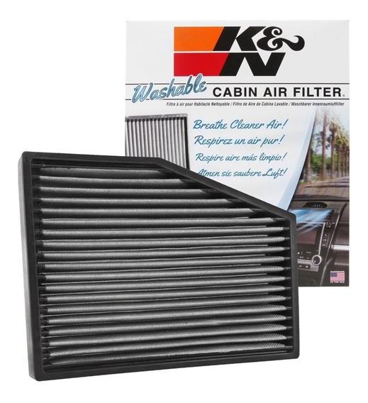 Filtro De Ar Condicionado K&n Vw Jetta Passat Cc Audi Vf3013